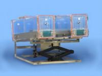 ラット用エアタイト型トレッドミルメインユニット