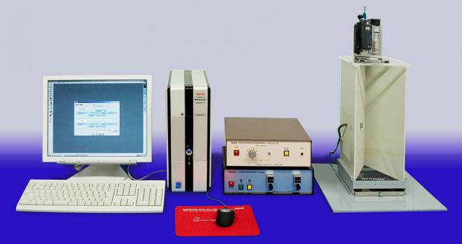 ビデオ・トラッキング・システムCompACT VAS/DVを使用時の設置例