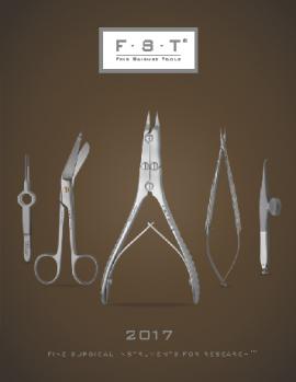 FST 2017年版カタログ
